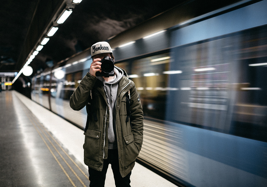 Stockholm by Rob Sese