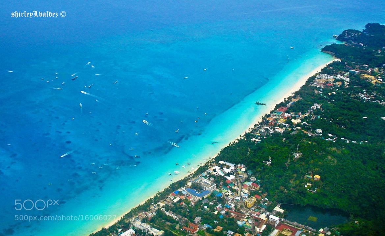 Photograph Boracay Island by shirleybelles  on 500px