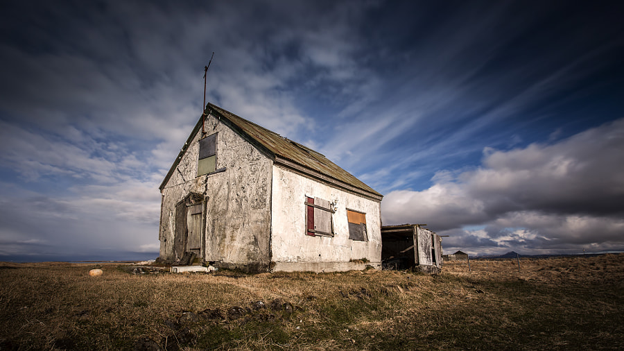 The Old House by wim denijs