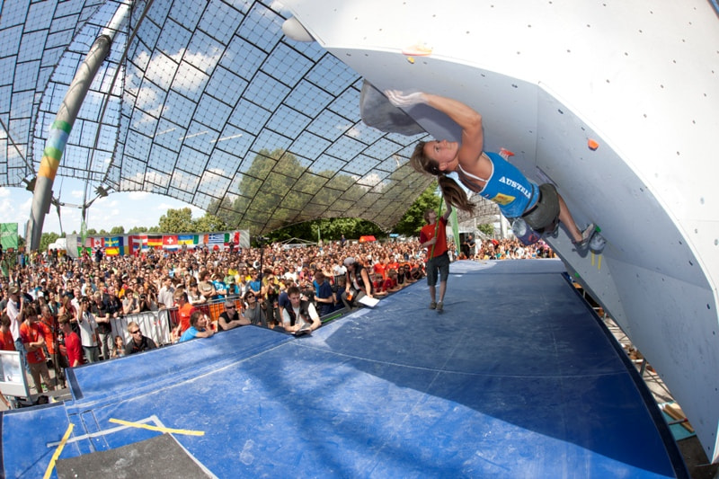 Photograph Boulder World Cup 2010 Munich by Marco Kost on 500px