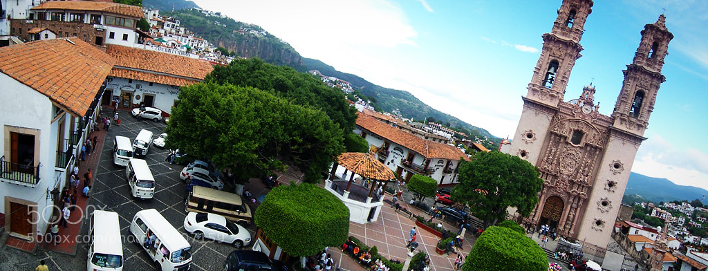 Photograph Taxco México by Mandinga  on 500px