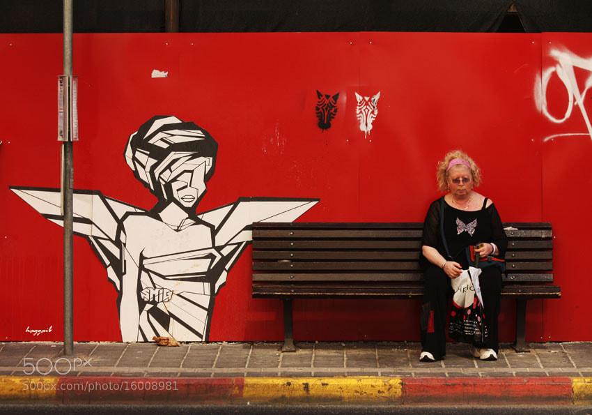 Photograph Angelic by Haggai Ben-Yehuda on 500px