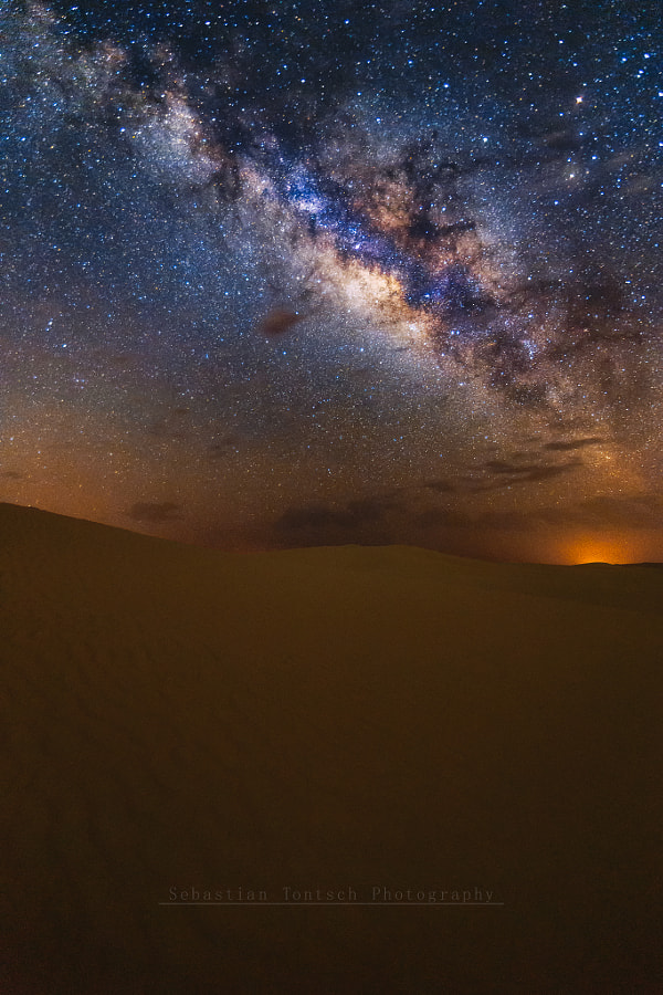 Via Lactea by Sebastian Tontsch on 500px.com