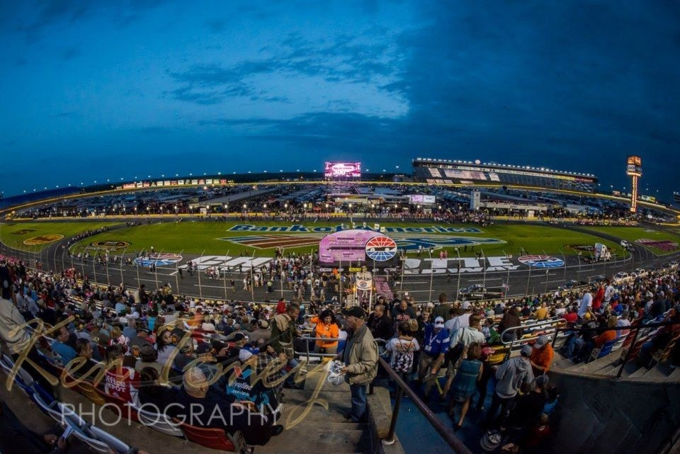 Photograph Charlotte Motor Speedway by Ken Toney on 500px