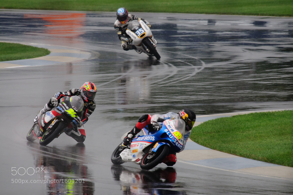 Photograph Moto GP '08 by Steven Kersting on 500px