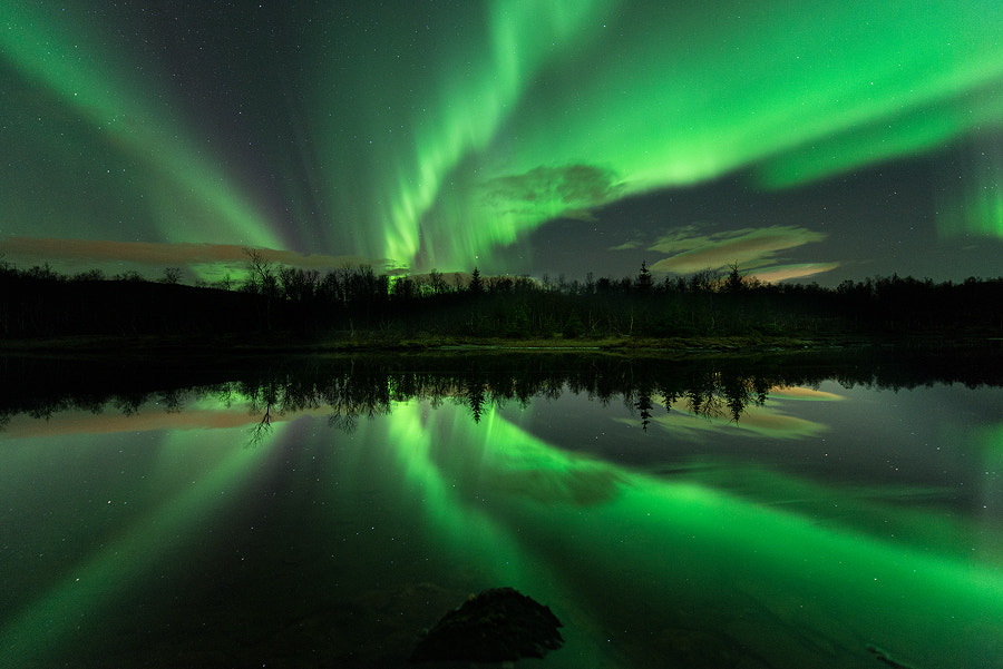 Photograph Heavenly Symmetry by Arild Heitmann on 500px