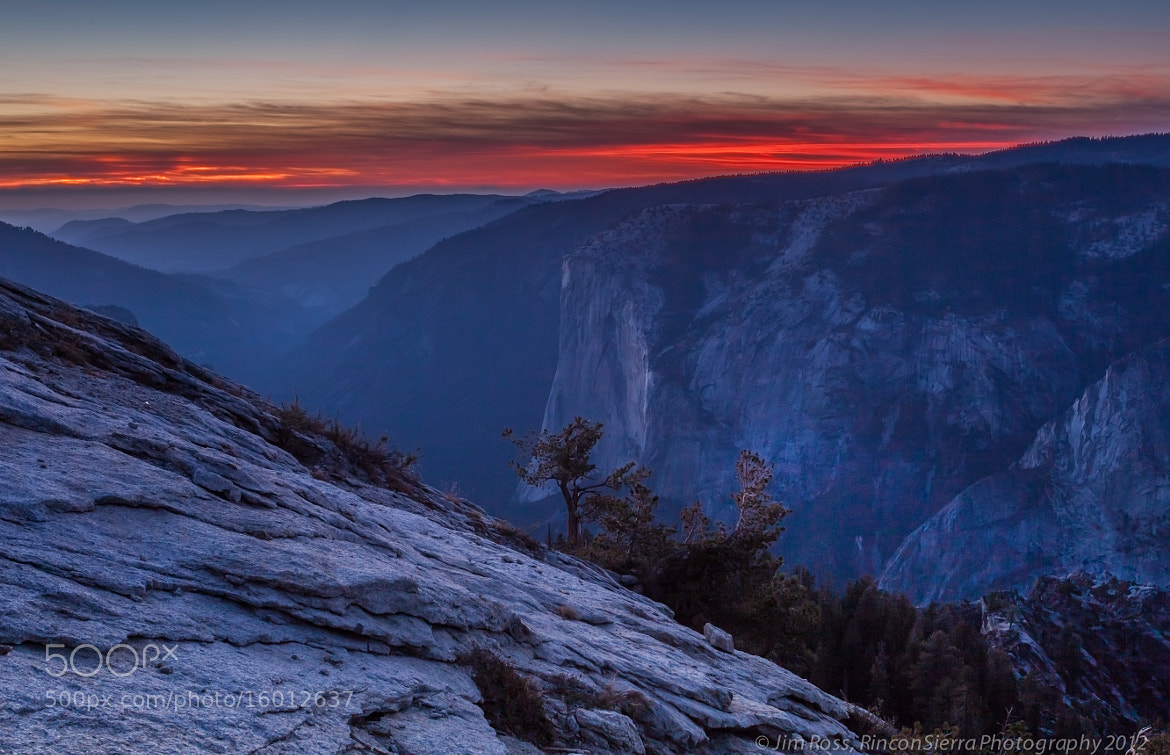 Photograph Last Light From Sentinel Dome!!! by Jim Ross on 500px