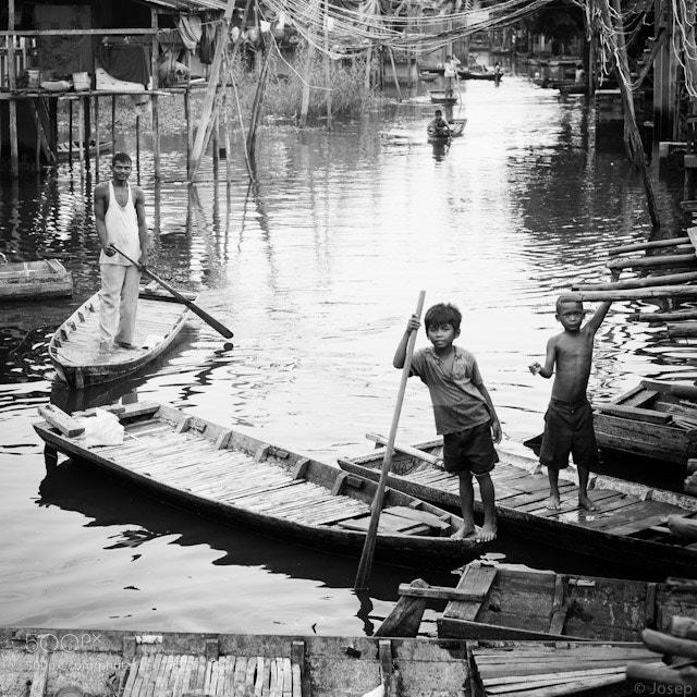 Photograph Drowned neighborhood by Josep Girona on 500px