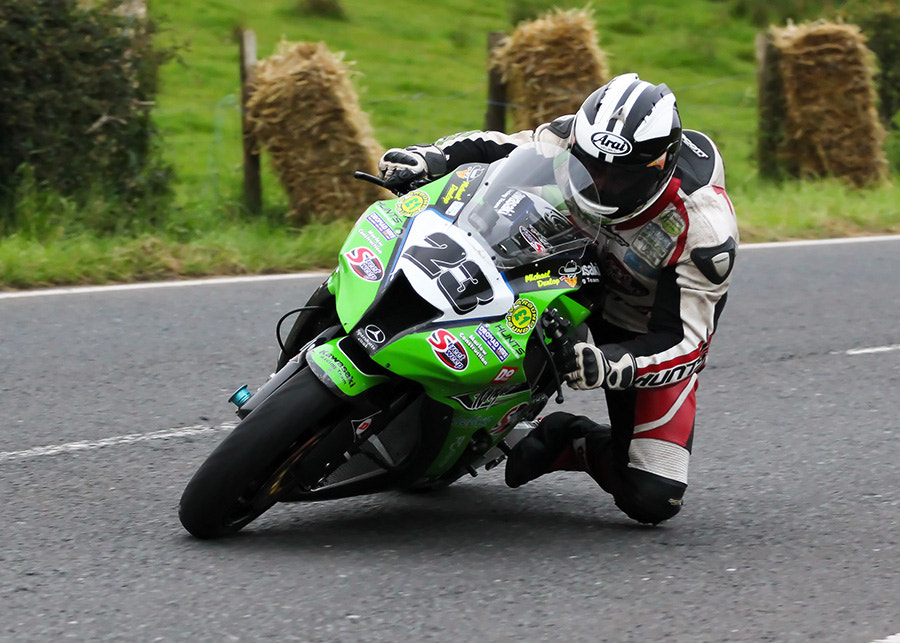 Photograph Micheal Dunlop by Barry Clarke on 500px