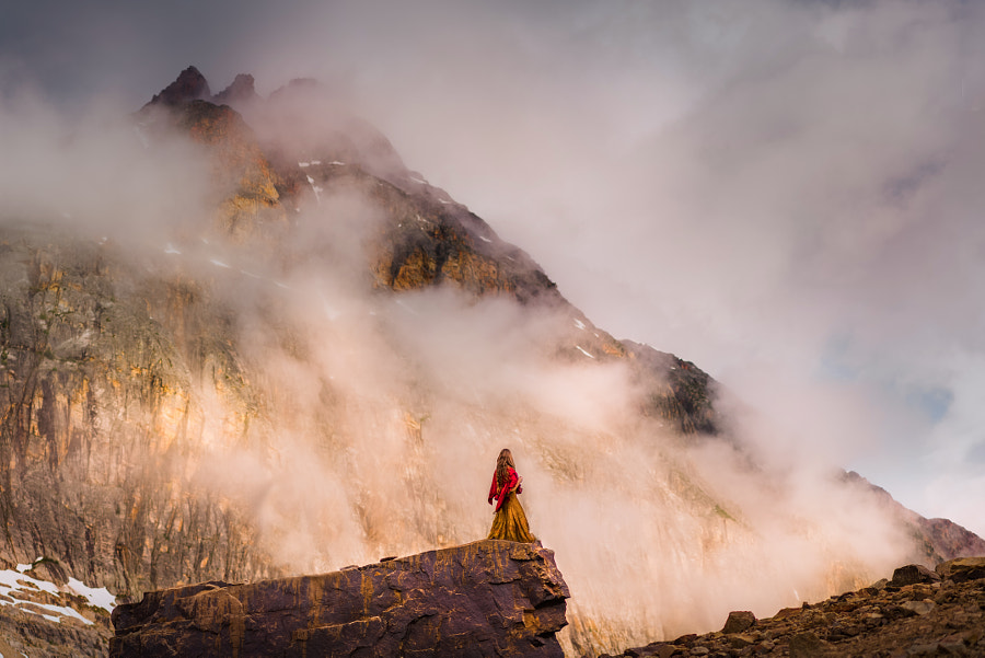 The Early Splendor by Lizzy Gadd on 500px.com