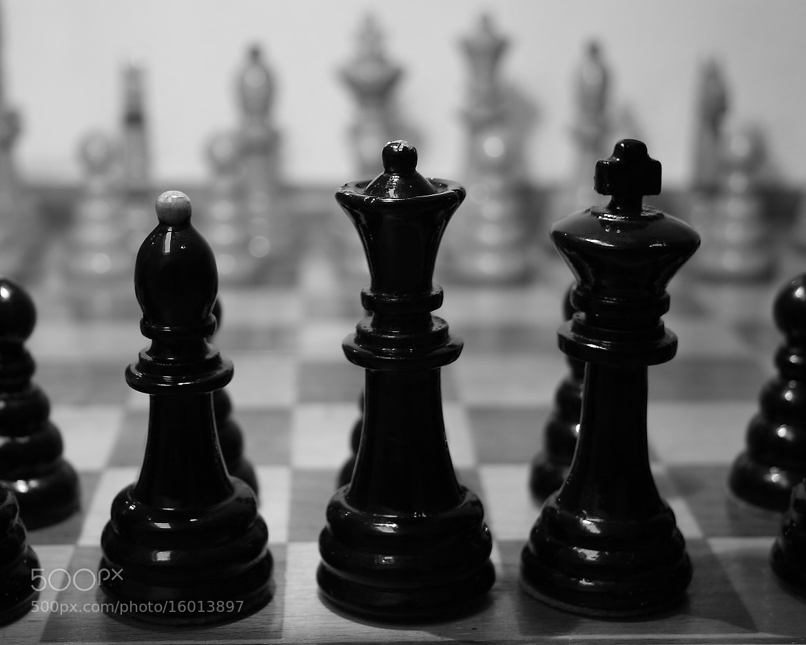 Photograph Chess by Giovanni Sasso on 500px