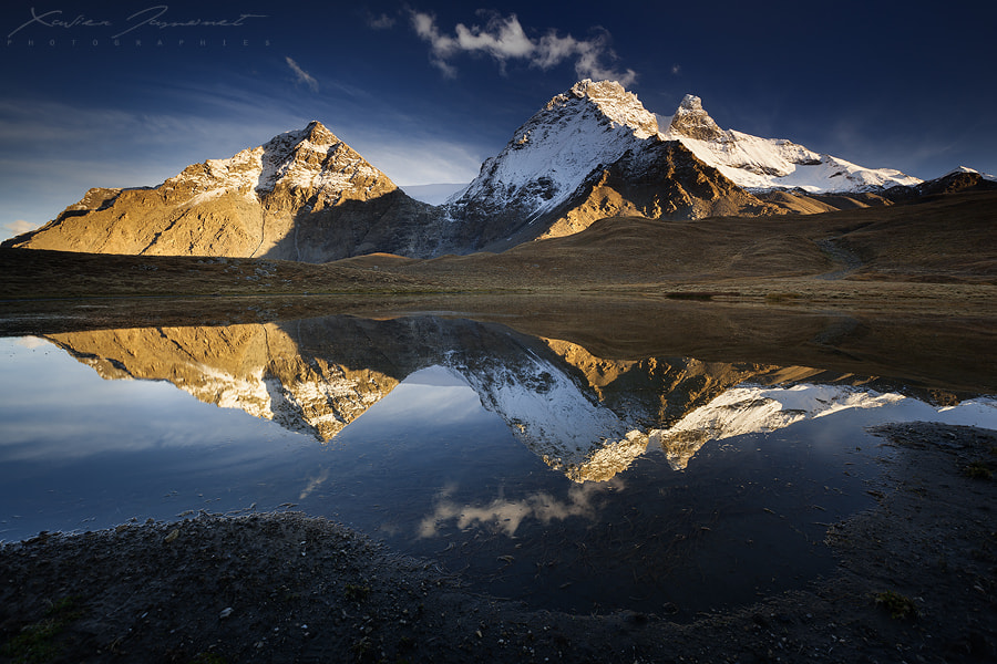 Photograph The smoking mountain by Xavier Jamonet on 500px