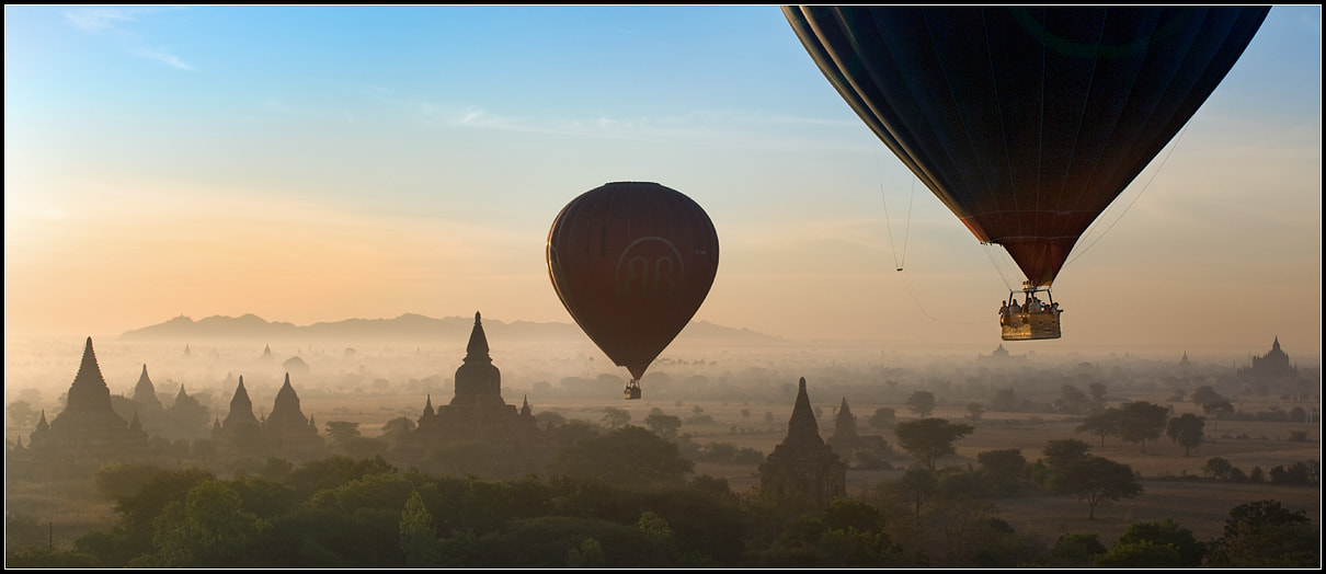 Photograph Bagan, Myanmar by Yury Pustovoy on 500px