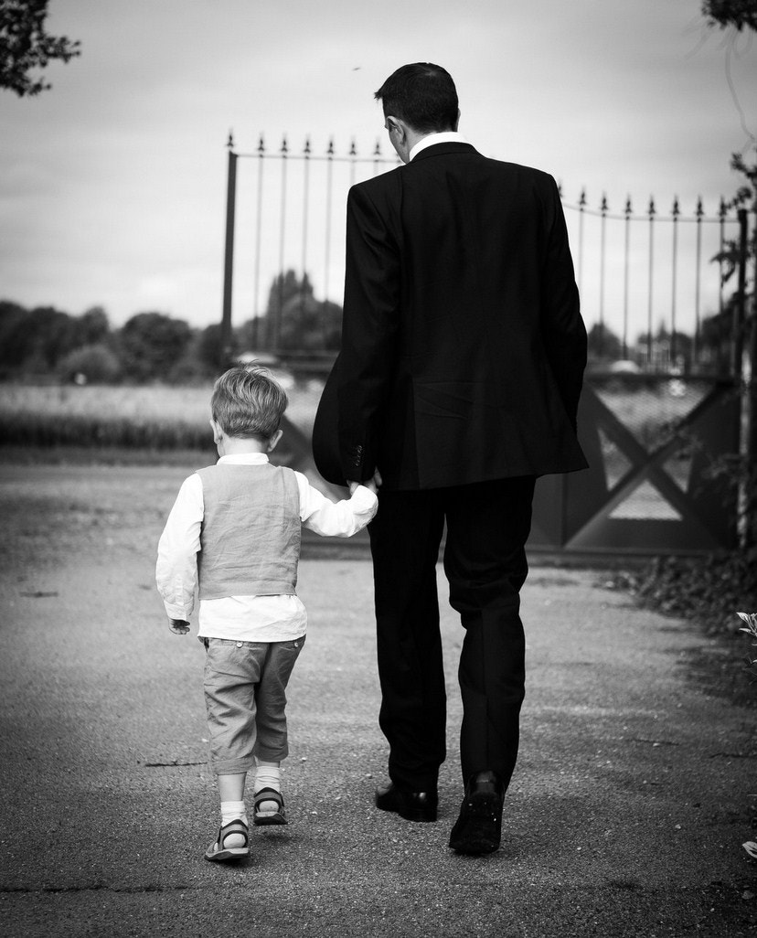 Photograph Father & son by Nicolas Paumard on 500px