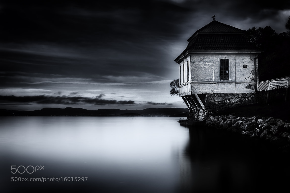 Photograph House by the Sea by Erik Brede on 500px