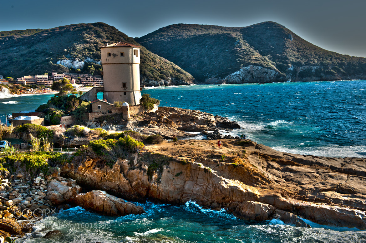 Photograph giglio campese by simone bernardi on 500px