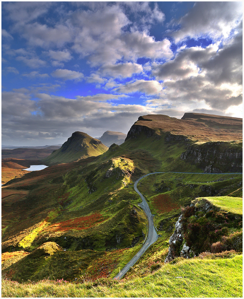 Photograph The Quiraing by Alan Coles on 500px