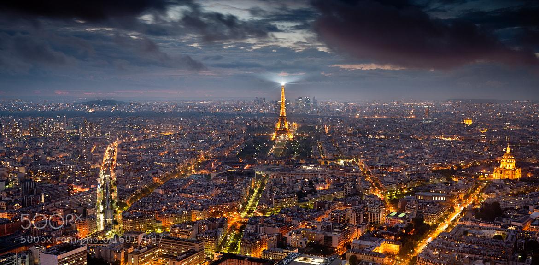 Photograph Paris by 1D110 Bertrand Monney on 500px