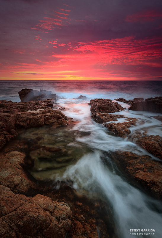 Photograph Water trickles by Esteve Garriga on 500px