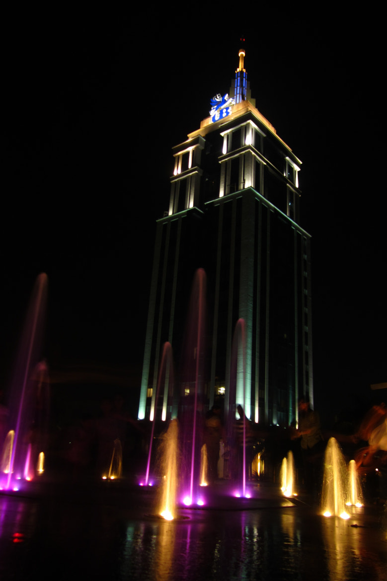 Photograph UB CITY by Chetana Hegde on 500px