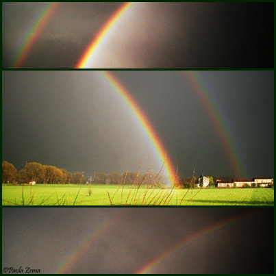 Photograph Double rainbow collage by Paola Zema on 500px