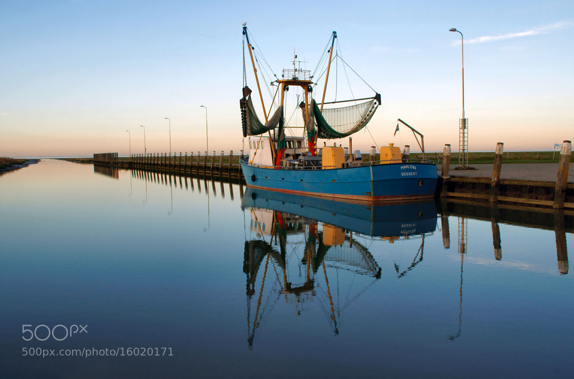 Photograph Noordpolderzijl by Atsje Bosma on 500px