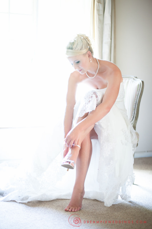 Photograph Bride Getting Dressed by Kobus  Tollig on 500px
