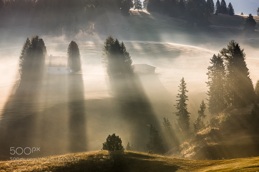 """<a href=""""http://www.hanskrusephotography.com/Workshops/Dolomites-October-7-11-2013/24503434_Pqw9qb#!i=2151496631&k=sbvxSFv&lb=1&s=A"""">See a larger version here</a>  This photo was taken during a photo workshop in the Dolomites October 2012."""