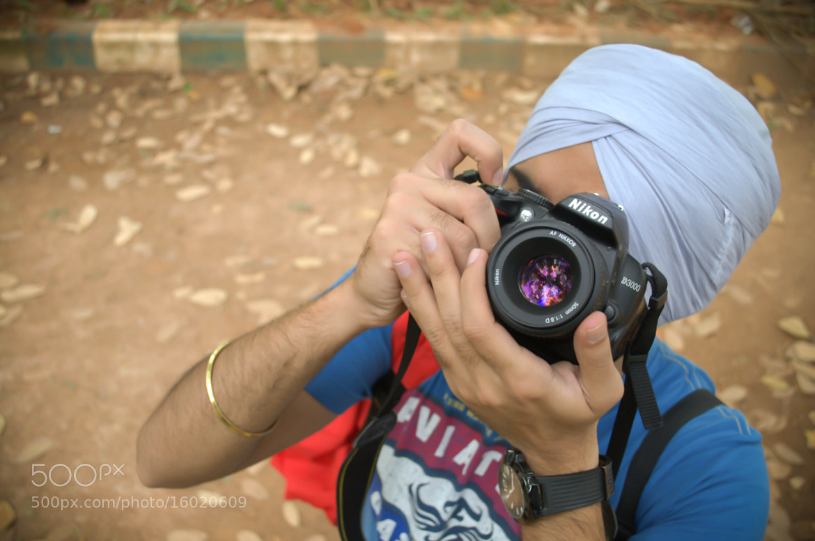 Photograph Clicking away the world-ft : Anantpal by Sudhakar Saraswat on 500px