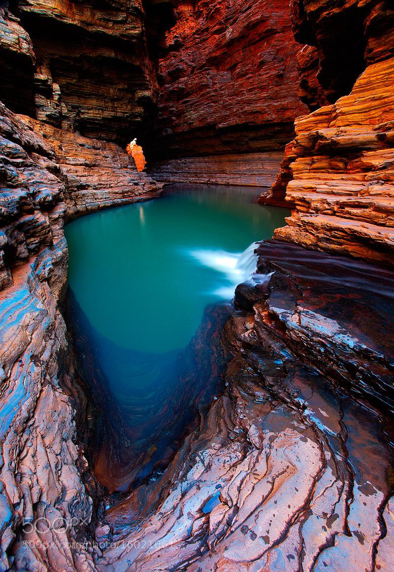 Karijini National Park, Western Australia.