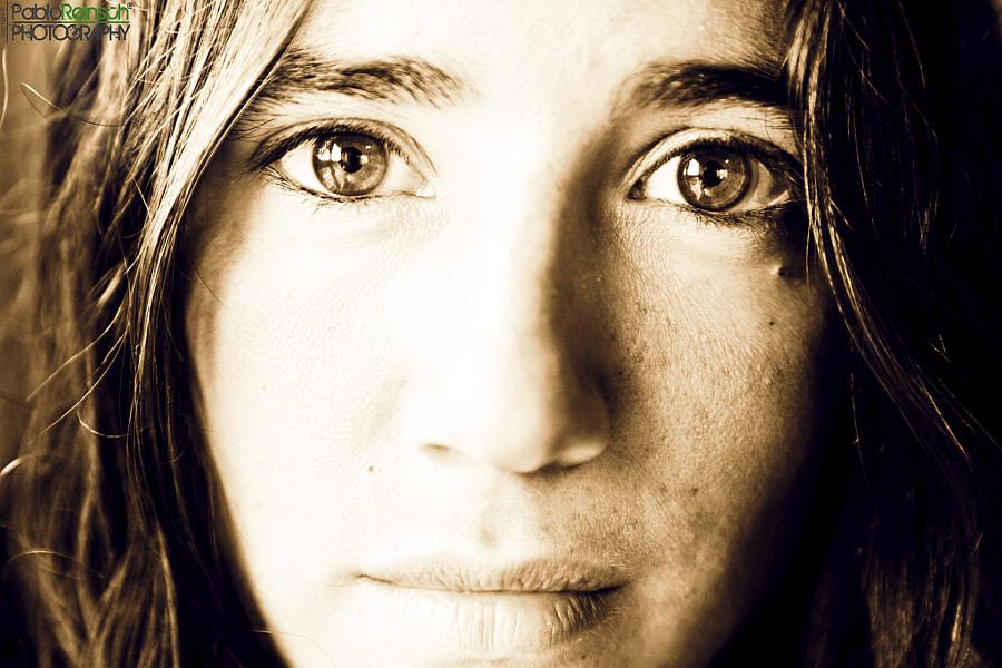 Bright eyes.-