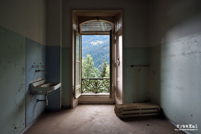 Photograph Sanatorio Gottardo by Andre Joosse on 500px