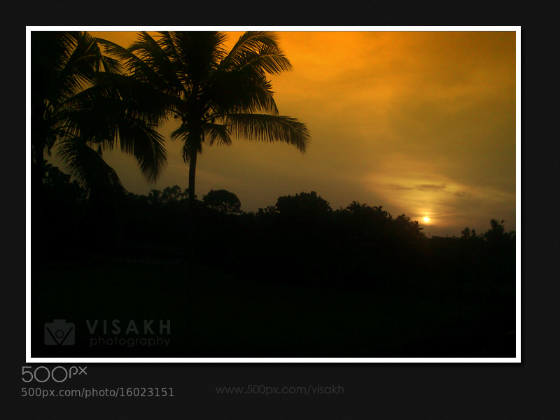 Photograph Evening by Visakh KM on 500px