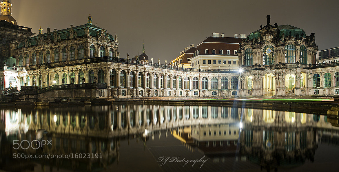 Photograph Mirrored Zwinger by Thorsten Jung on 500px