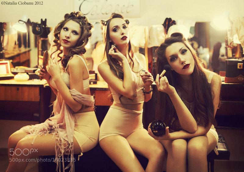 Photograph Le Cabaret by Natalia Ciobanu on 500px