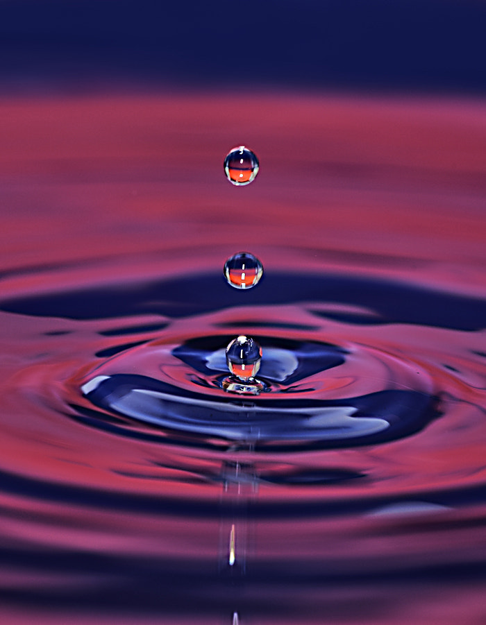 Photograph drop of water4 by khaled ALhudaithi on 500px