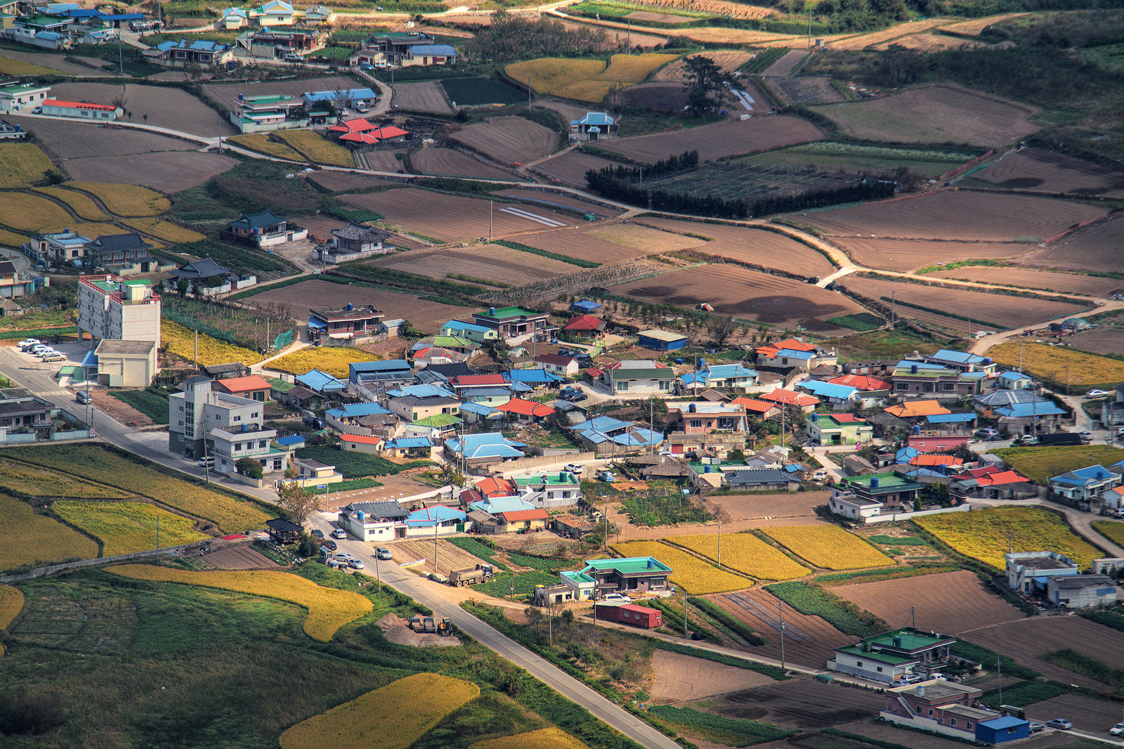 Photograph Seaside village by Sun Byoung Park on 500px