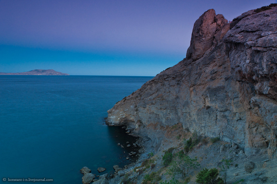 Photograph Calm sunset at Cape Kapchik by Konstant  IN on 500px