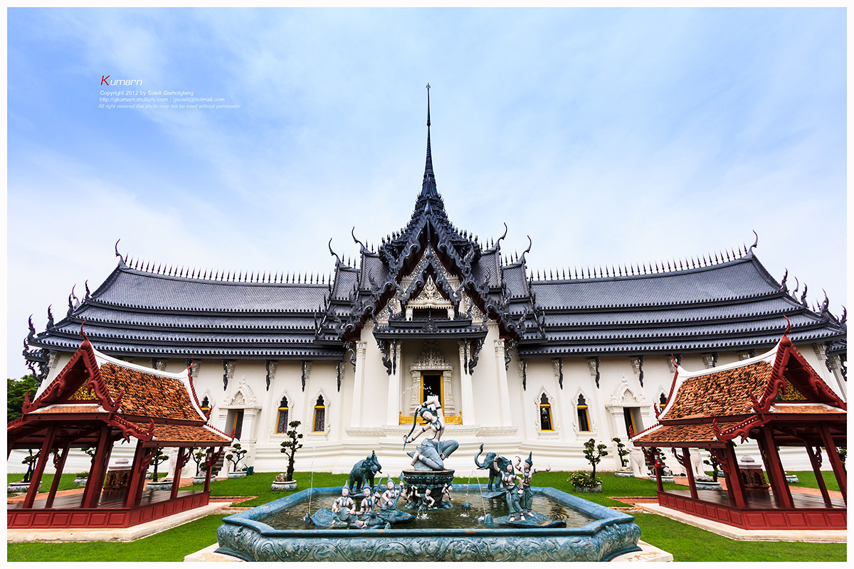Photograph Thai castle by Suwit Gamolglang on 500px