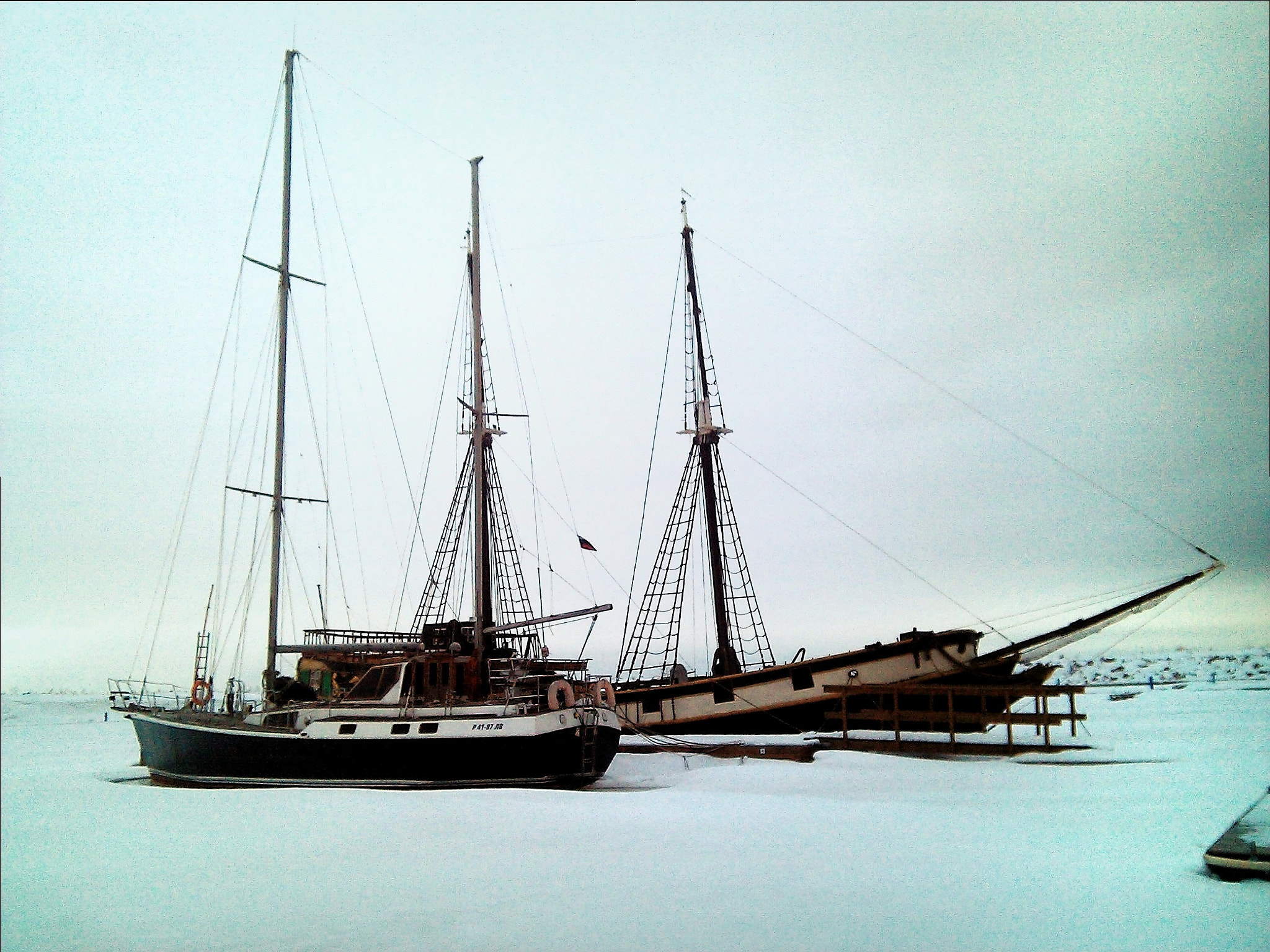 Photograph Ice ship by Alex Nordwey on 500px