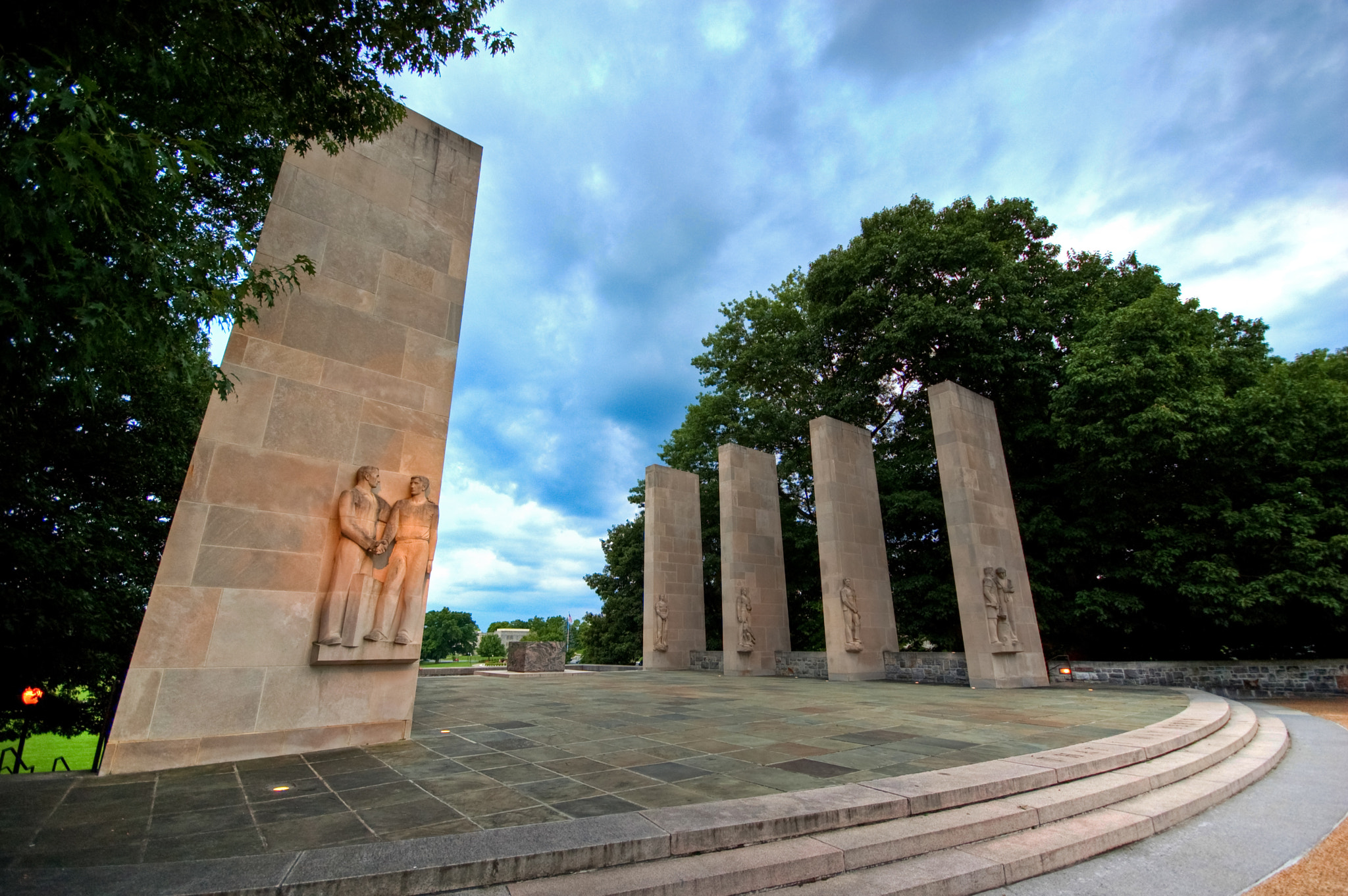 Photograph War Memorial by Brian Sewell on 500px