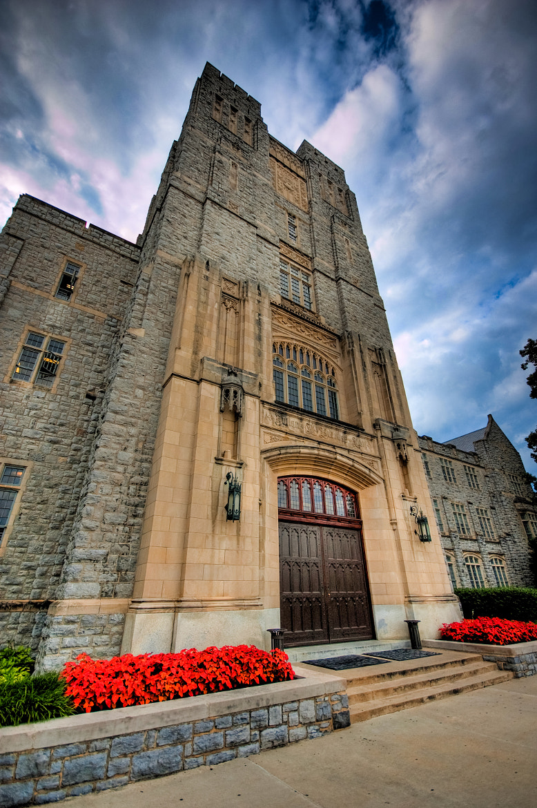 Photograph Burruss Hall by Brian Sewell on 500px