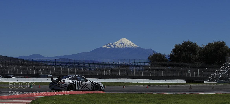 Photograph Porsche and Volcano by Cristobal Garciaferro Rubio on 500px