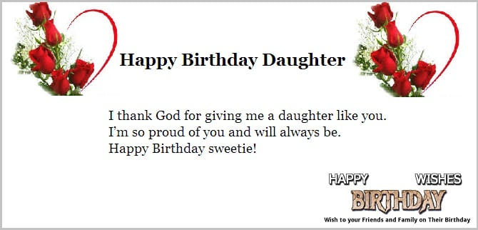 Happy Birthday Quotes For Daughter From Mom By Zeeshan Haider