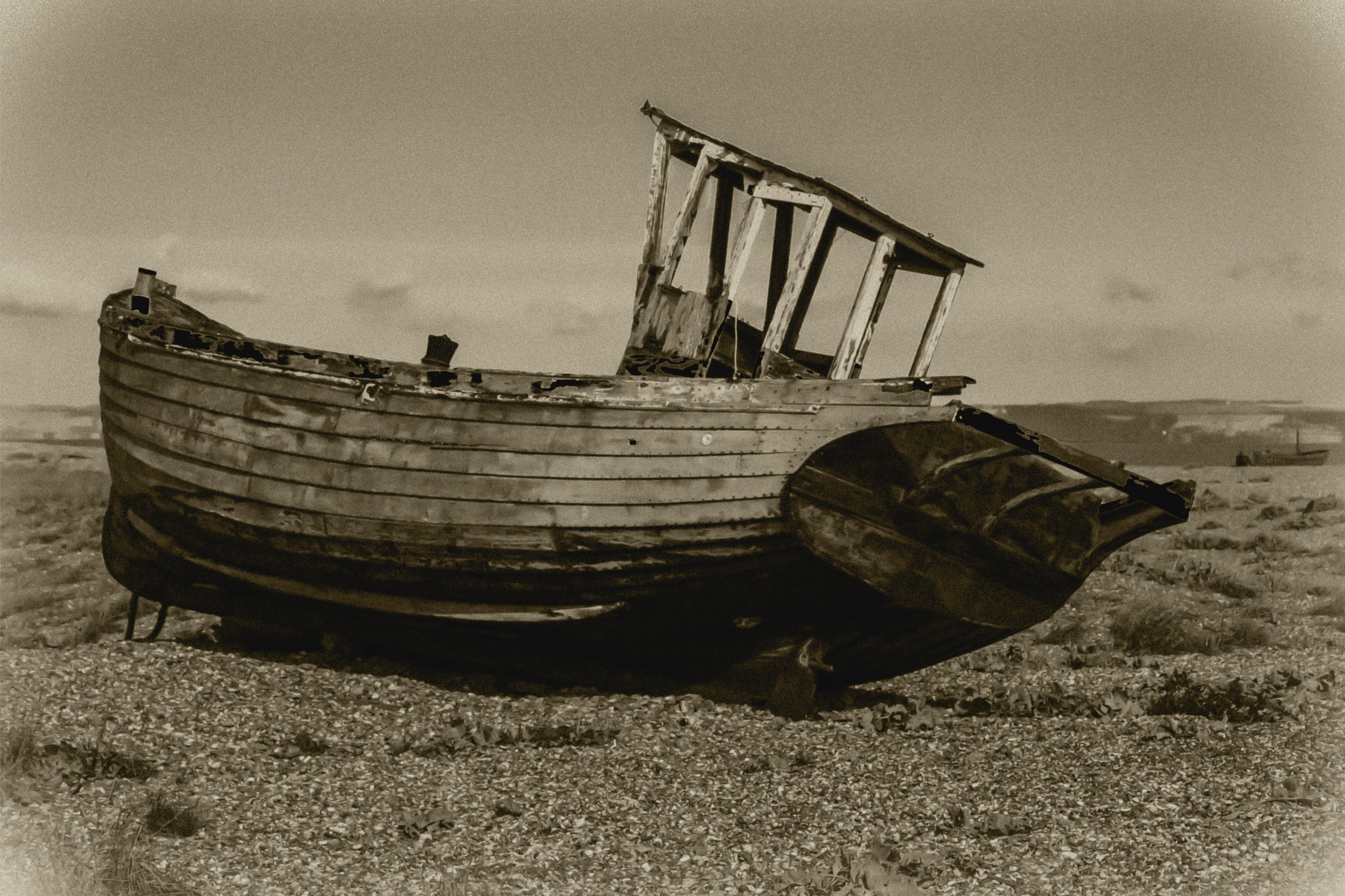Photograph old boat #2 by David Dobson on 500px