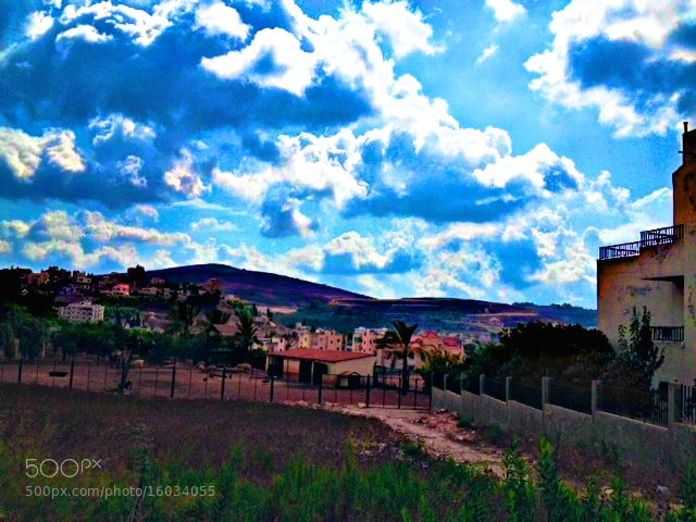 Photograph Blue sky, sunny day, what could be better? by Mohammed Gerashi on 500px