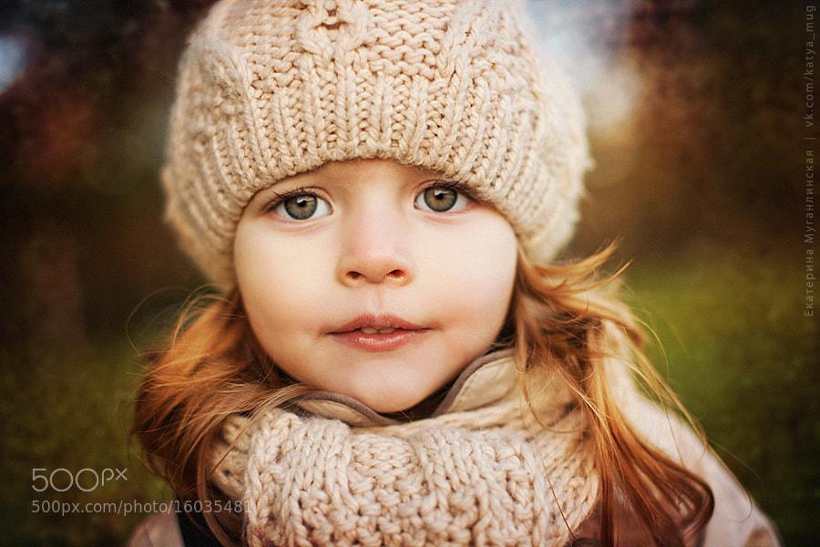 Photograph Anya by Ekaterina Muganlinskaya on 500px