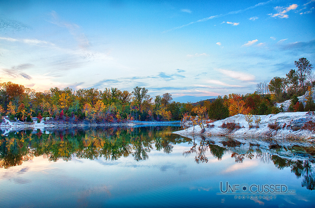 Photograph Klondike Park Autumn Lake by Bill Tiepelman on 500px