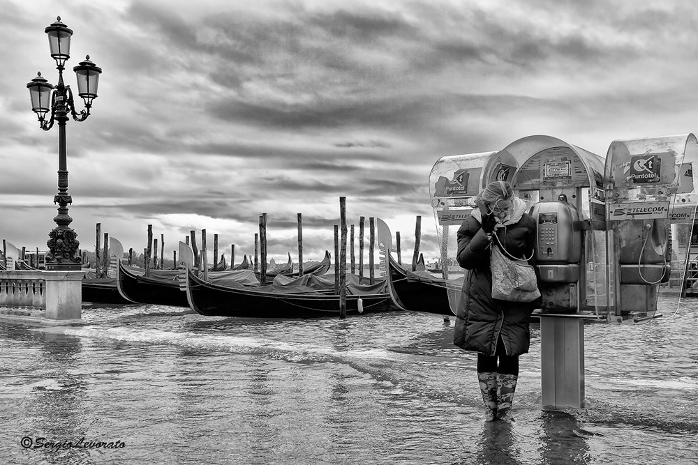 Photograph The call by Sergio Levorato on 500px
