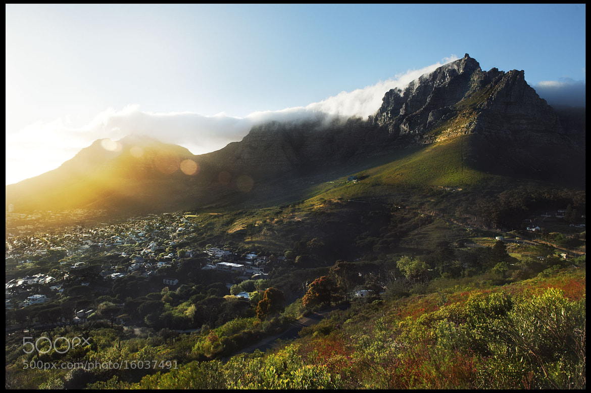 Photograph Table Mountain Glory by Brett Whitfield on 500px
